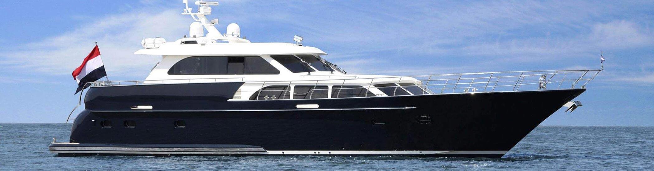 Dolman Yachting is een E.M.C.I gecertificeerd jacht- en scheepsmakelaar